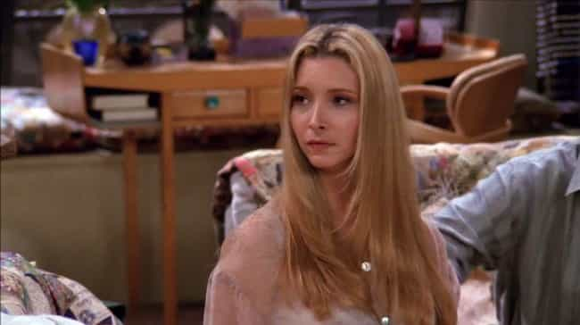 Phoebe Buffay is listed (or ranked) 2 on the list 17 TV Characters With Shockingly Depressing Backstories Guaranteed To Make You Tear Up