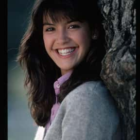Phoebe Cates is listed (or ranked) 21 on the list Famous Juilliard School Alumni