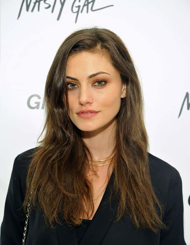 Phoebe Tonkin is listed (or ranked) 30 on the list The Most Captivating Celebrity Eyes (Women)