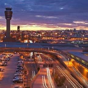 Phoenix Sky Harbor Internation is listed (or ranked) 4 on the list The Best U.S. Airports