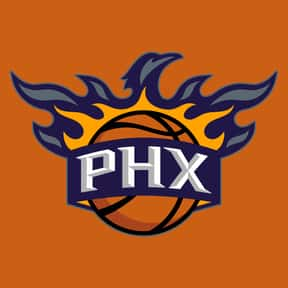 Phoenix Suns is listed (or ranked) 20 on the list The Coolest Basketball Team Logos