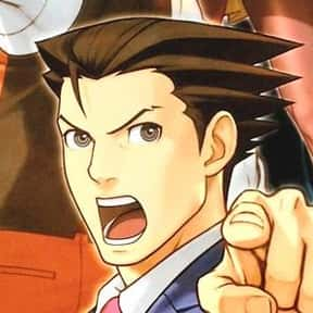 Phoenix Wright is listed (or ranked) 20 on the list Fictional Lawyers You'd Most Want Defending You
