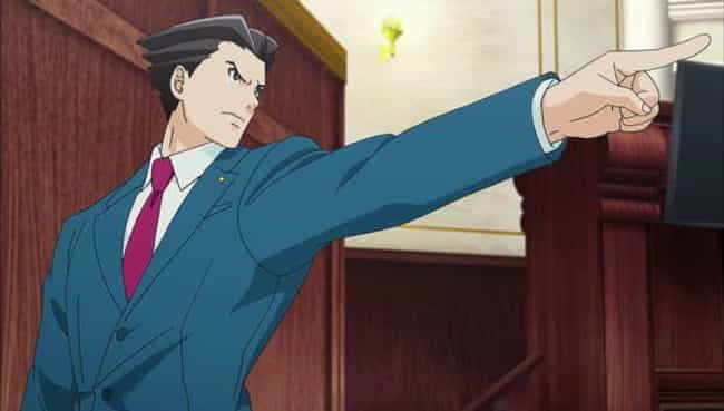 Phoenix Wright: Ace Atto... is listed (or ranked) 4 on the list The 15 Best Anime Visual Novel Games You Should Be Playing