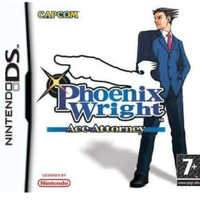 Phoenix Wright: Ace Attorney is listed (or ranked) 3 on the list The Best Ace Attorney Games