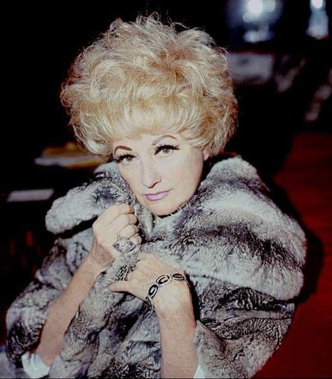 Phyllis Diller is listed (or ranked) 3 on the list Famous People Who Died of Natural Causes