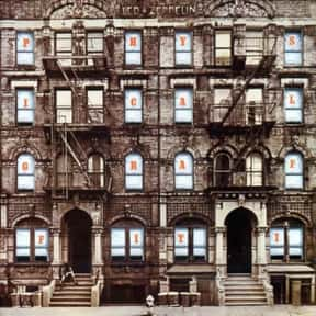 Physical Graffiti is listed (or ranked) 11 on the list The Greatest Guitar Rock Albums of All Time
