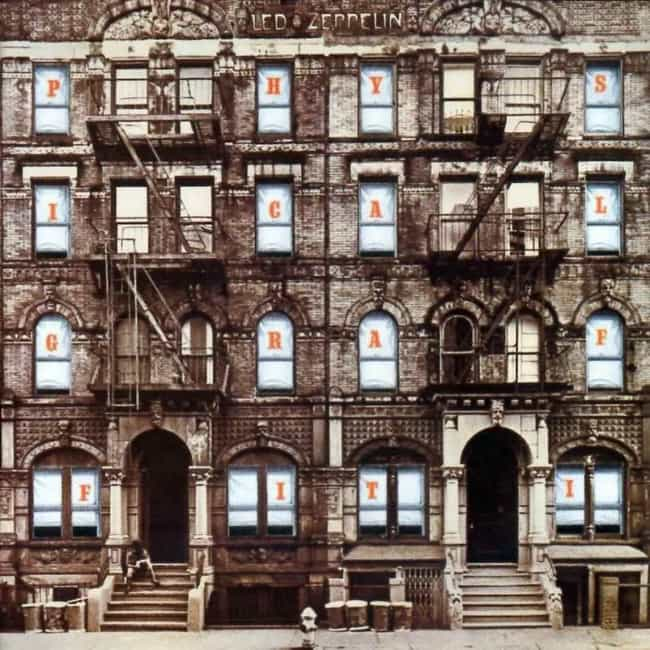 Physical Graffiti is listed (or ranked) 3 on the list The Best Led Zeppelin Albums of All Time