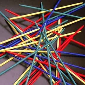 Pick Up Sticks is listed (or ranked) 19 on the list The Best Board Games For Kids