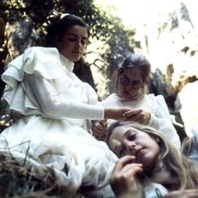 Picnic at Hanging Rock is listed (or ranked) 12 on the list Horror Movies That Don't Look Like Horror Movies