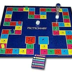 Pictionary is listed (or ranked) 18 on the list The Best Games for Kids
