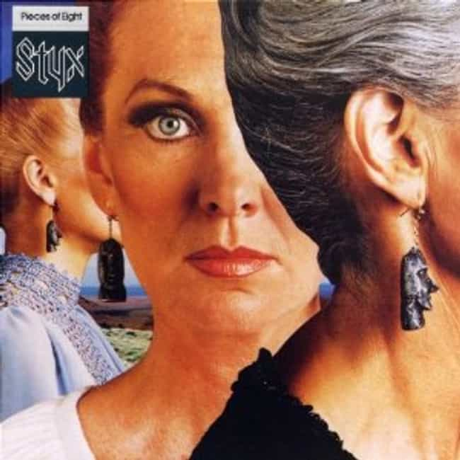 Pieces of Eight is listed (or ranked) 2 on the list The Best Styx Albums of All Time