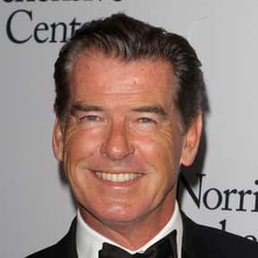 Pierce Brosnan is listed (or ranked) 5 on the list Celebrity Men Over 60 You Wouldn't Mind Your Mom Dating