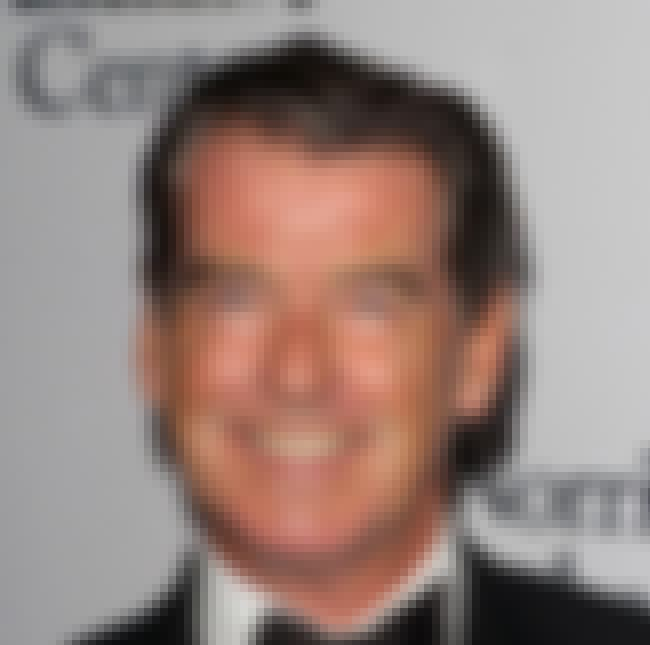 Pierce Brosnan is listed (or ranked) 1 on the list Celebrities Who Have Had Bell's Palsy