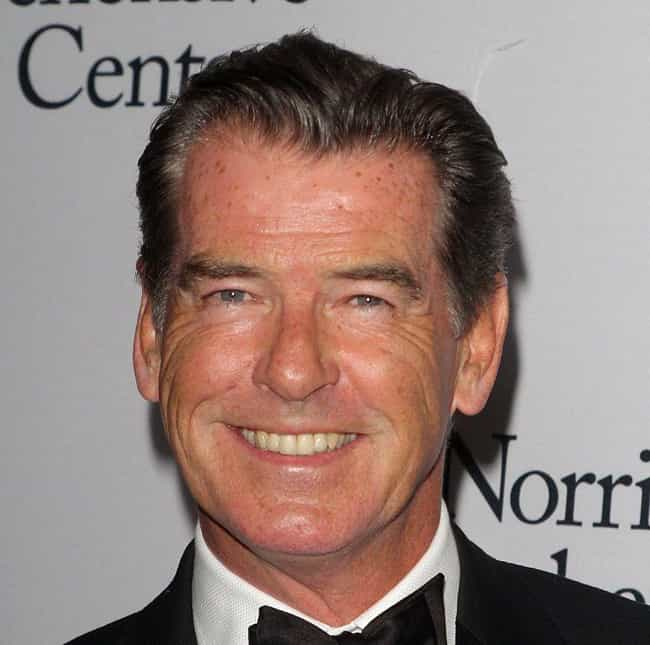Pierce Brosnan is listed (or ranked) 1 on the list Celebrities Who Live in Hawaii