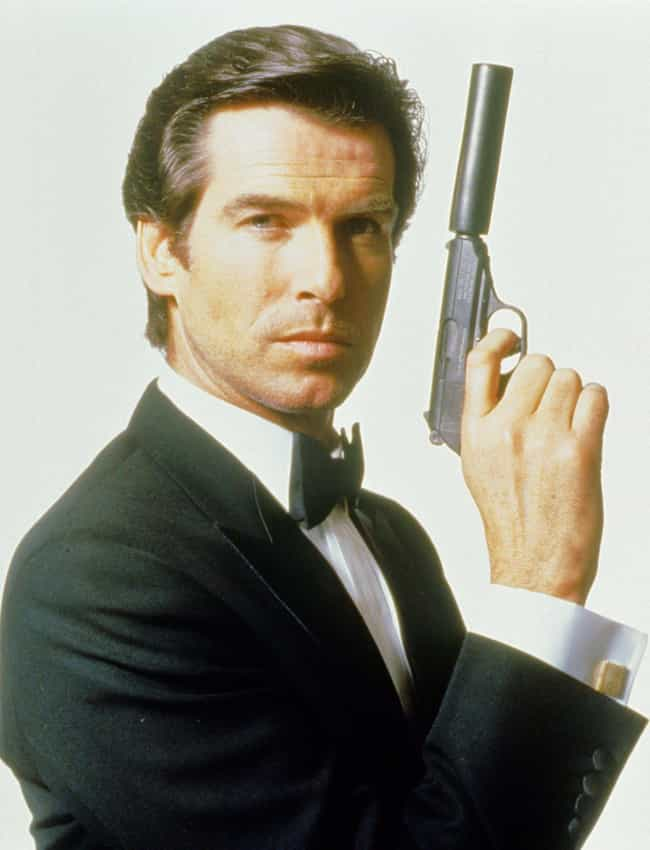 Pierce Brosnan is listed (or ranked) 3 on the list The Best Actors Who Played James Bond, Ranked
