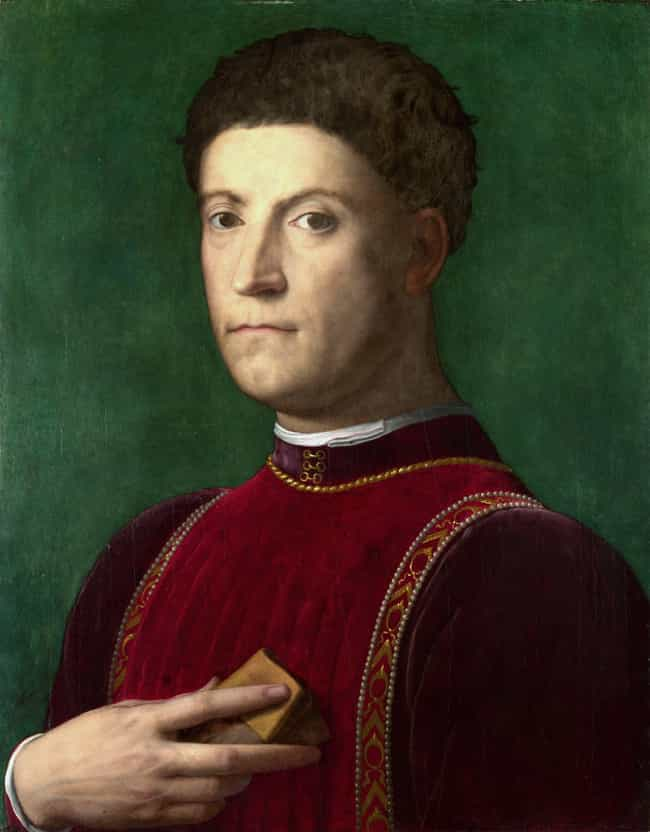 Piero di Cosimo de' Medici is listed (or ranked) 3 on the list The Signature Afflictions Suffered By Some Of History's Most Famous Royals