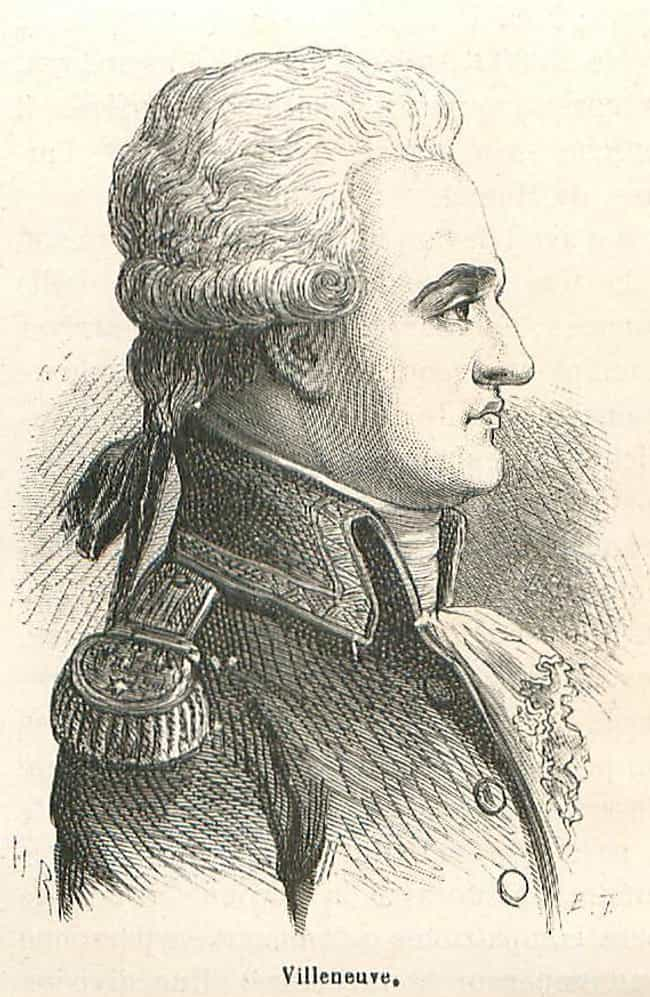 Pierre-Charles Villeneuv... is listed (or ranked) 2 on the list The Worst Admirals Of All Time