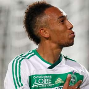 Pierre Aubameyang is listed (or ranked) 21 on the list Famous People Named Pierre