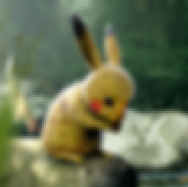 Pikachu is listed (or ranked) 1 on the list This Artist Created 3D Pokemon Renders That Will Blow You Away