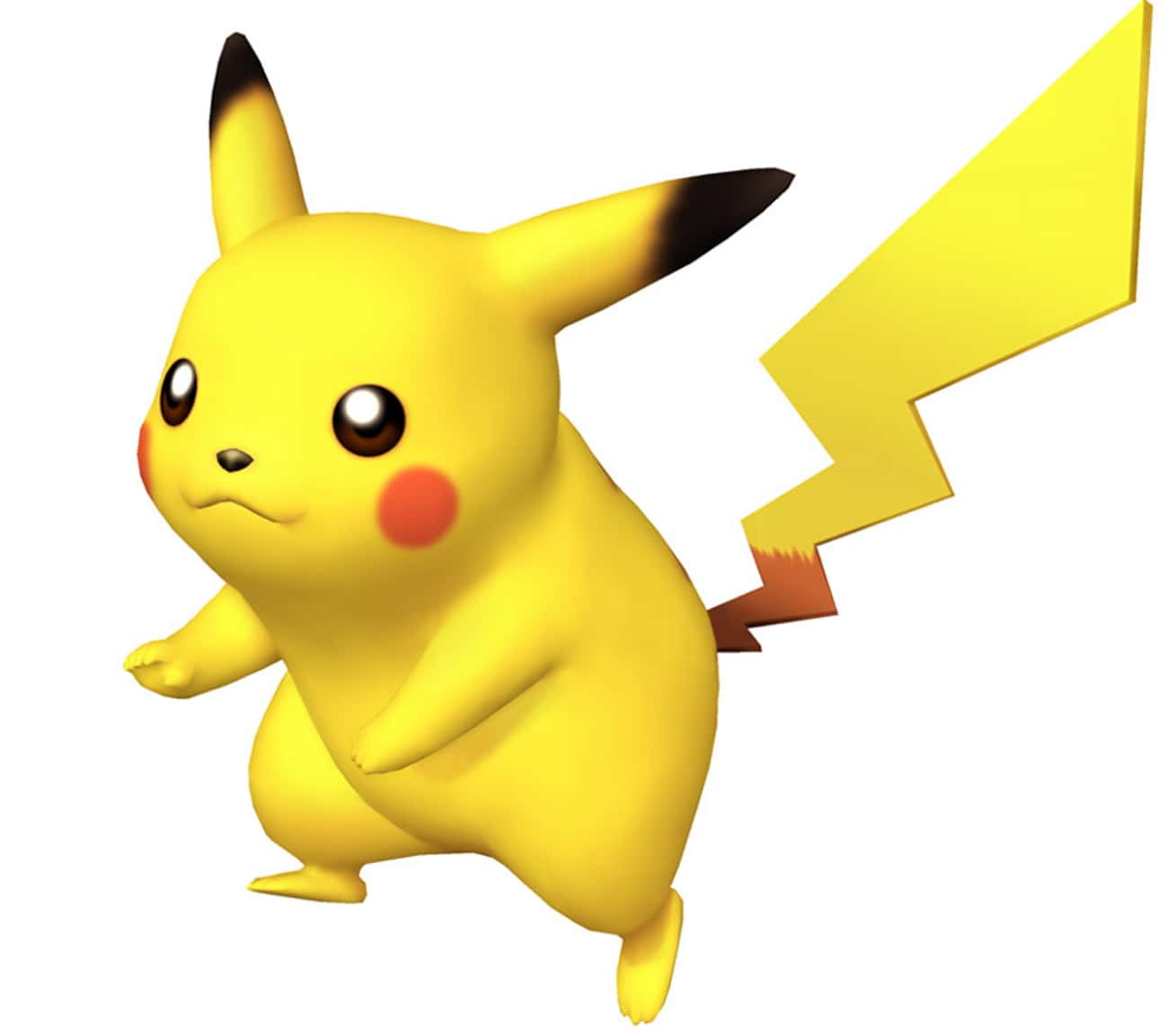 Pikachu is listed (or ranked) 4 on the list What Your 'Super Smash Bros.' Character Says About You