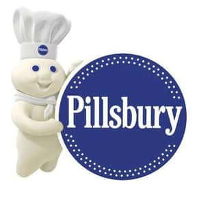 Pillsbury is listed (or ranked) 7 on the list The Best Cookie Brands