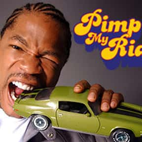 Pimp My Ride is listed (or ranked) 11 on the list The Best MTV TV Shows