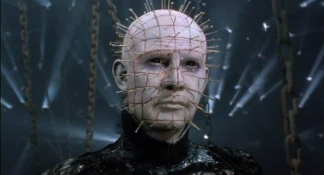 Pinhead is listed (or ranked) 2 on the list All The Cenobites From The 'Hellraiser' Films, Ranked By Nastiness