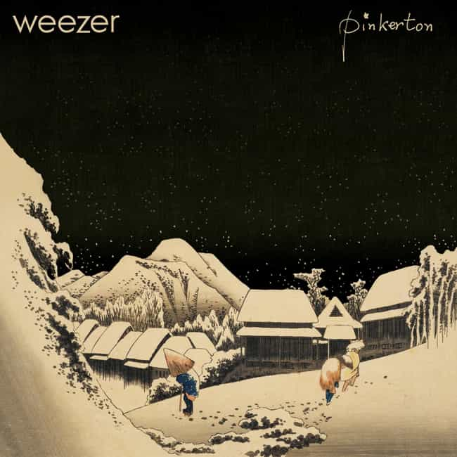 Pinkerton is listed (or ranked) 1 on the list The Best Weezer Albums of All Time