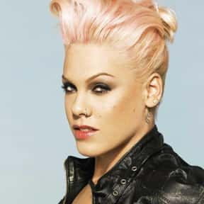 P!nk is listed (or ranked) 22 on the list The Greatest Teen Pop Bands & Artists