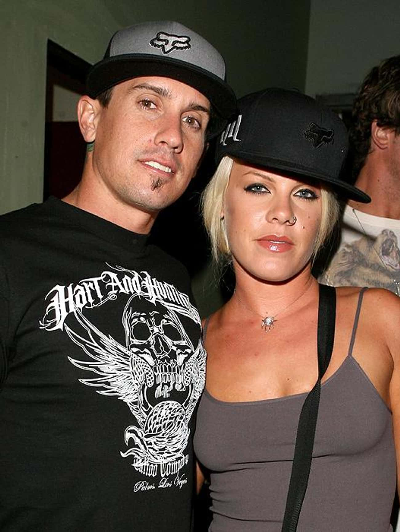 Pink & Carey Hart is listed (or ranked) 1 on the list The Most Elaborate Celebrity Proposals