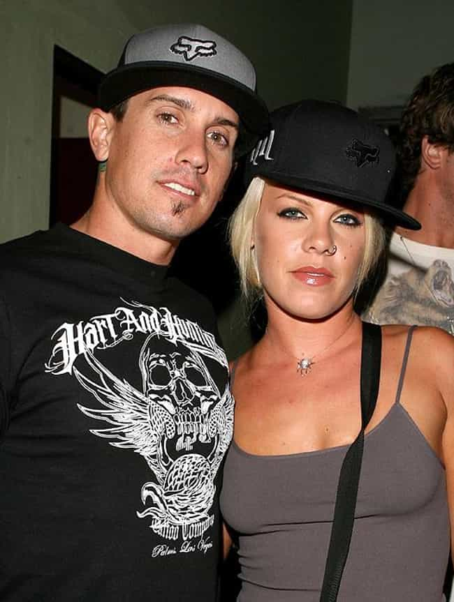 P!nk is listed (or ranked) 2 on the list The Most Elaborate Celebrity Proposals