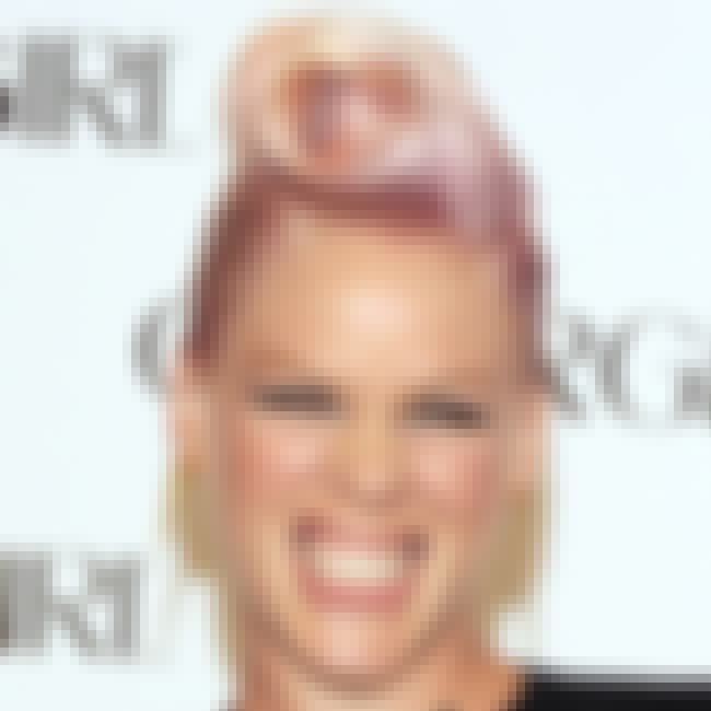 Pink is listed (or ranked) 3 on the list Celebrities Rocking Colorful Hair