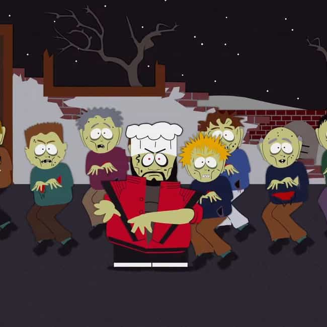 Pinkeye is listed (or ranked) 2 on the list The Best Halloween Episodes On South Park