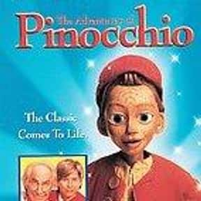 The Adventures of Pinocchio is listed (or ranked) 12 on the list The Best Selling Books of All Time