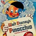 Pinocchio is listed (or ranked) 36 on the list The Best Movies for Kids