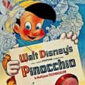 Pinocchio is listed (or ranked) 44 on the list Animated Movies That Make You Cry the Most