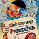 Pinocchio is listed (or ranked) 23 on the list The Best and Worst Disney Animated Movies