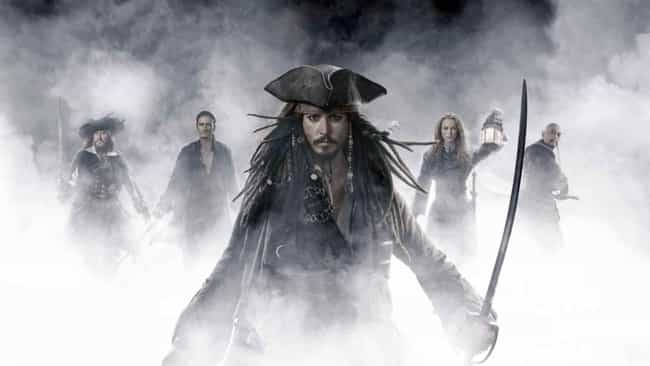 Pirates of the Caribbean... is listed (or ranked) 3 on the list The 16 Most Expensive Movies Ever Made And Why They Cost That Much