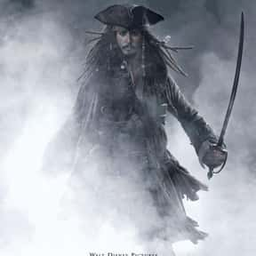 Pirates of the Caribbean: At W is listed (or ranked) 5 on the list The Best Johnny Depp Movies