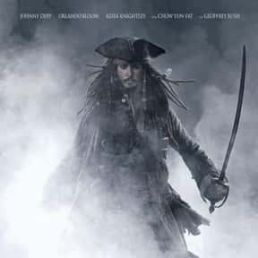 Pirates of the Caribbean: At W is listed (or ranked) 3 on the list The Best Pirate Movies