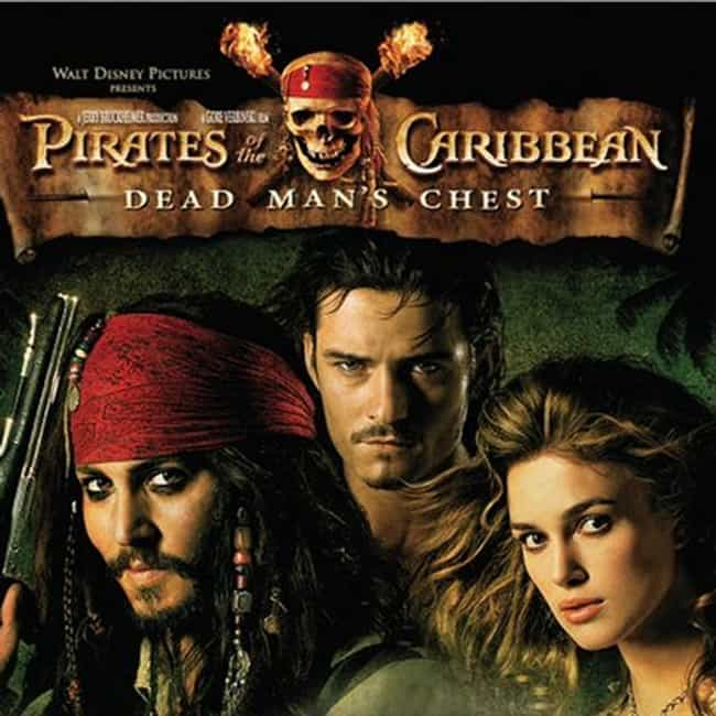 Pirates of the Caribbean: Dead... is listed (or ranked) 3 on the list The Best 'Pirates of the Caribbean' Movies