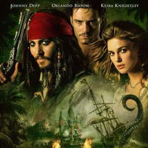 Pirates of the Caribbean: Dead is listed (or ranked) 3 on the list The Best Johnny Depp Movies