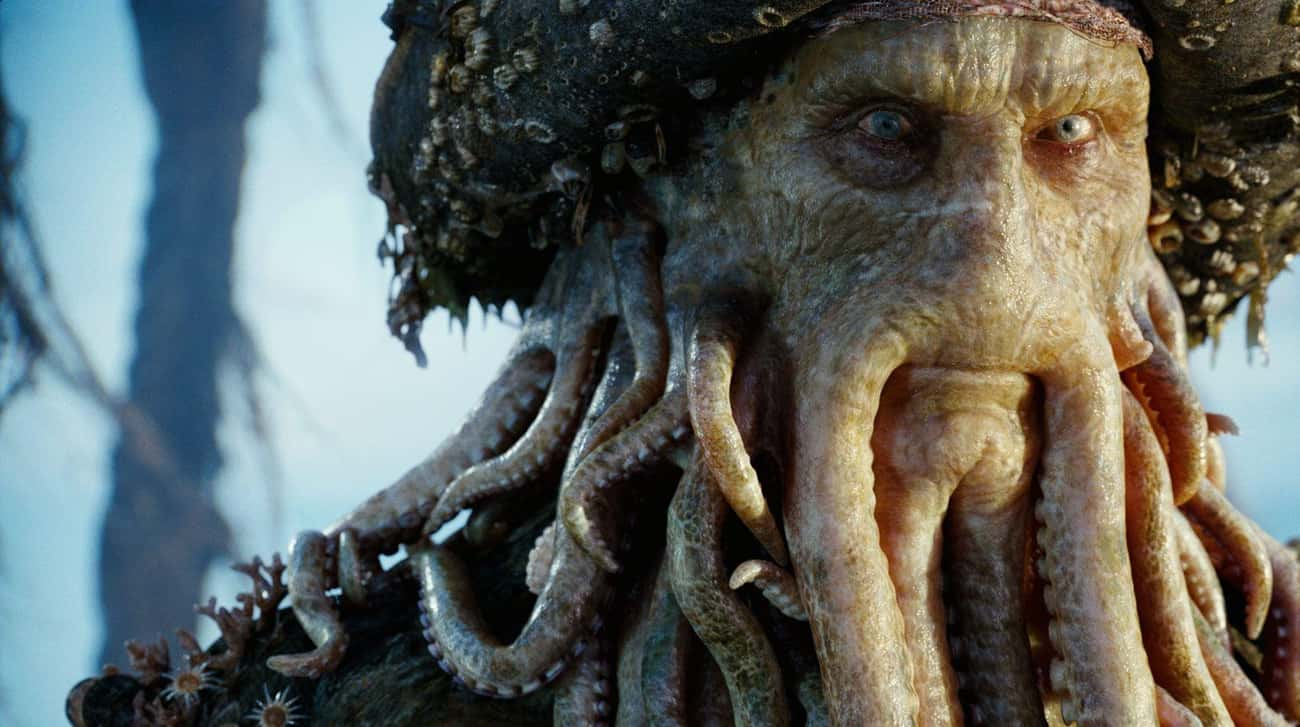 'Pirates Of The Caribbean: Dea is listed (or ranked) 1 on the list Great Special Effects In Otherwise Terrible Movies
