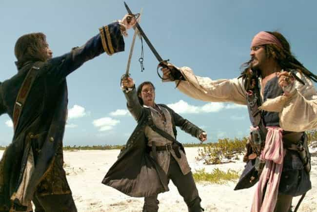 Pirates of the Caribbean: Dead... is listed (or ranked) 4 on the list Sequels That Completely Undercut Famous Characters