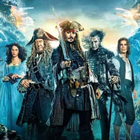 Pirates of the Caribbean Franc is listed (or ranked) 1 on the list The Best Disney Live-Action Movies