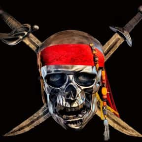Pirates of the Caribbean is listed (or ranked) 7 on the list The Very Best Movie Franchises