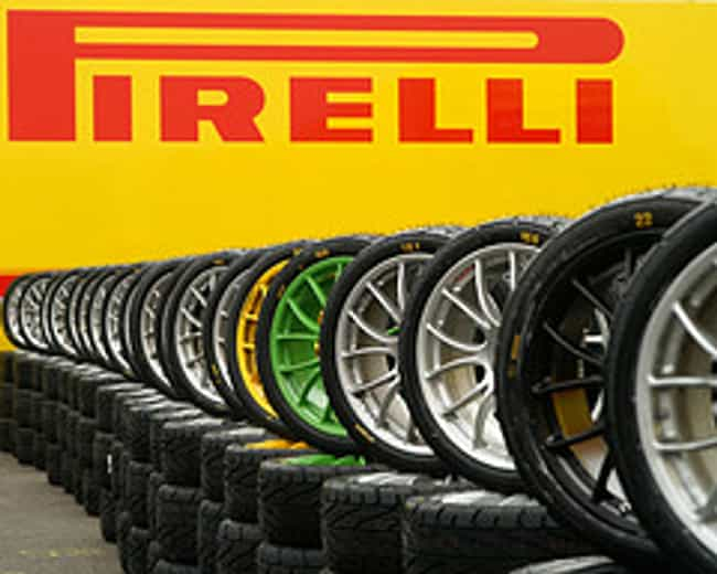 Pirelli is listed (or ranked) 3 on the list The Best Wheels and Tire Brands