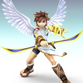 Pit is listed (or ranked) 16 on the list The Best Wii U Characters