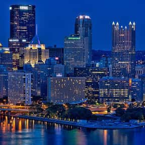 Pittsburgh is listed (or ranked) 6 on the list Gay Events & Pride Parades Around the World