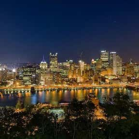 Pittsburgh is listed (or ranked) 1 on the list The Best US Cities for Drinking